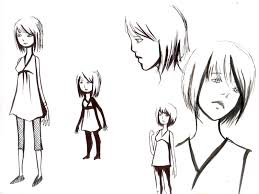 drawing of bob hair a creator s trove character designs part 2