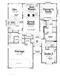 basic rectangular house plans