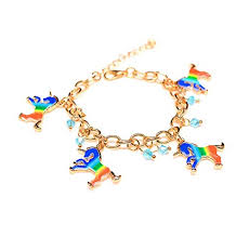bead jewelry bracelet images Bead jewelry bracelet for uhat charm sparkly unicorn colorful jpg