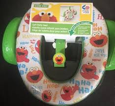 Pennsylvania Travel Potty images Elmo ginsey sesame street soft portable potty training seat for jpg