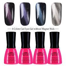 aliexpress com buy perfect summer cat eyes magnetic gel polish 4