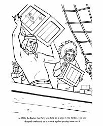 revolutionary war coloring pages farainsabina
