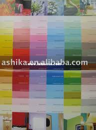 paints color chart for sale price china manufacturer supplier
