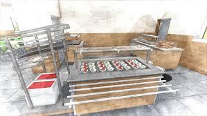etude de cuisine studio neo cuisines pro