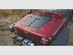 jeep hood vents 7 unexpected ways jeep wrangler hood vents can make your