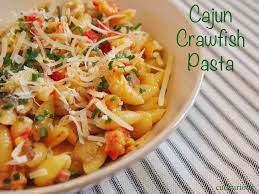 Pasta Recipes by Cajun Crawfish Pasta Recipe Culicurious