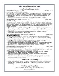 resume strategy professional resume samples by julie walraven cmrw