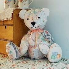 remembrance teddy bears sewing memories memory quilt blankets keepsakes and cushions