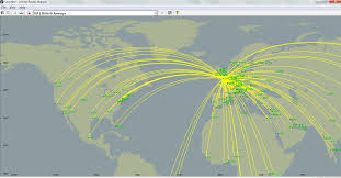 Delta Route Maps by More Advanced Airline Award Ticket Routing Techniques Milenomics Com
