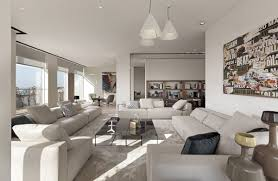 Minotti Home Design Products Glamour Touch For A Penthouse Signed By Minotti Ifdm