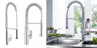 robinetterie cuisine grohe mitigeur cuisine avec douchette grohe gallery of mitigeur pas cher