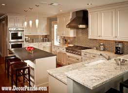 white kitchen cabinets with river white granite of river white granite countertops and interiors