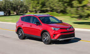 toyota 2016 2016 toyota rav4 se first drive u2013 review u2013 car and driver