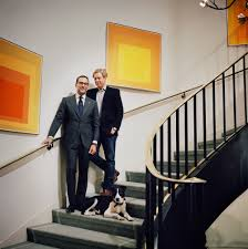 Michael S Smith Ambassador James Costos Brings Art To The Embassy W Magazine