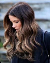 light brown highlights on dark hair light brown highlights for dark hair women medium beautiful on