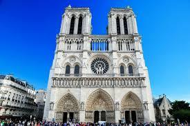 centre georges pompidou paris ruebarue notre dame cathedral