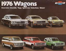 1976 chevy vega gm 1976 wagons chevrolet sales brochure