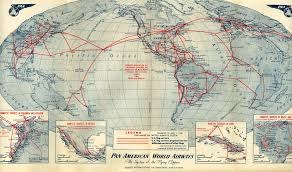 Singapore Airlines Route Map by Vietnam War Jpb Transportation