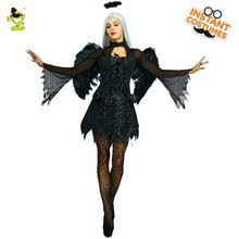Angel Costumes Halloween Popular Black Angel Halloween Costumes Buy Cheap Black Angel