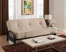 modern futon ebay