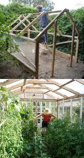 top 11 diy greenhouse tutorials for organic gardening zoomzee org