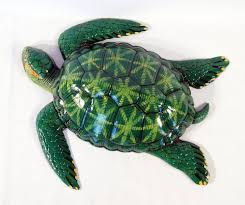 Ninja Turtle Wall Decor Sea Turtle Beach Tiki Bath Kids Wall Decor Tropical Kids Wall