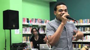 chance the rapper rapping at age 17 video
