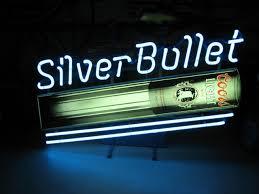 vintage coors light neon sign coors light silver bullet neon beer sign nex tech classifieds