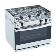 Propane Gas Cooktop 2 Burner Propane Gas Open Sea Stove With Oven