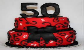 female 50th birthday cake ideas 1222