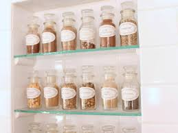 diy kitchen organization ideas network blog made remade dry spices glass jars