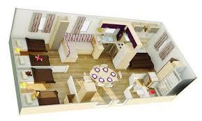 mobile home 3 chambres location de mobil home 6 personnes dans le verdon