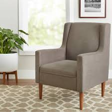 better homes and gardens flynn mid century modern lounge chair