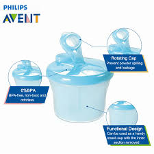 Formula Milk Storage Containers Avent Portable Baby Infant Milk Powder Food Container 3 Littce
