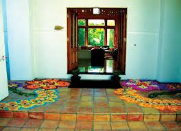 Ugadi Decorations At Home Sreelus Tasty Travels Diwali Decorating Ideas Inspirations