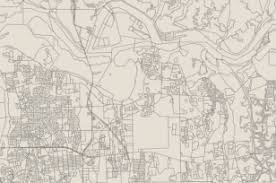 Jacksonville Florida Map With Zip Codes Overview Of East Arlington Jacksonville Florida Neighborhood