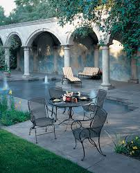 Woodard Outdoor Furniture by Outdoor Furniture In Stockton California