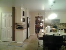Walls And Ceiling Same Color Should I Paint The Trim In My Kitchen The Same Color As The Walls