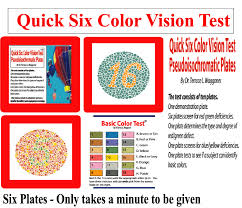 Colour Blind Test Free Online Colorvisiontesting Colorblind