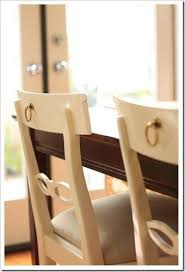 Ring Pull Dining Chair Design Detail Chair Back Pulls Confettistyle