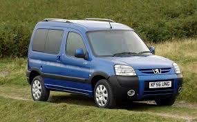 peugeot vans peugeot partner combi estate review 2001 2010 parkers