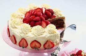 mary berry u0027s strawberry cake recipe goodtoknow