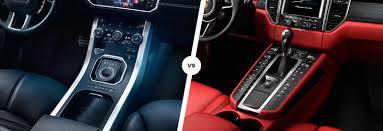 Porsche Macan Diesel Mpg - range rover evoque vs porsche macan suv smash carwow