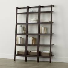 Decorative Bookcases Ladder Bookcases Crate And Barrel