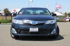 toyota camry stretch pre owned 2012 toyota camry hybrid xle 4d sedan in yuba city