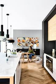 Designer Kitchens Magazine by Best 25 Modern Kitchens Ideas On Pinterest Modern Kitchen
