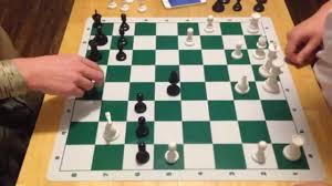 Chess Board Amazon Blitz Chess 10s Move Mark Davis Vs Job Fiander 1 0 Youtube