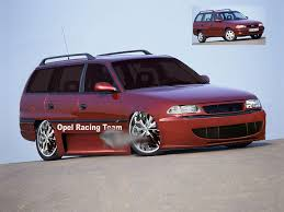 opel rekord tuning images for u003e opel astra combi