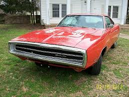 1970 dodge charger 500 1970 dodge charger 500 se for sale hearne