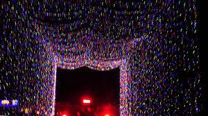 louisville mega cavern christmas lights cave christmas lights at the louisville mega caverns 2011 youtube